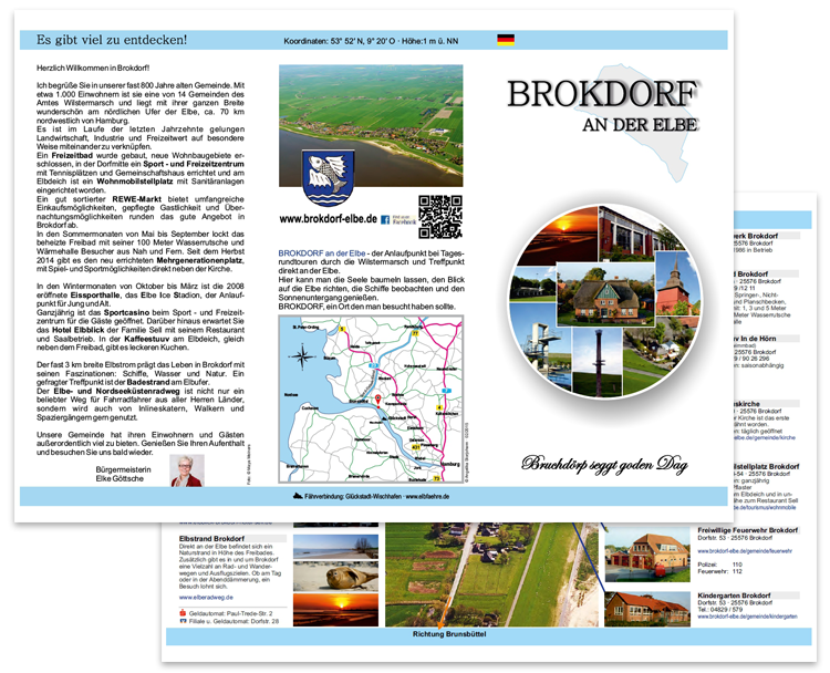 Brokdorf Flyer